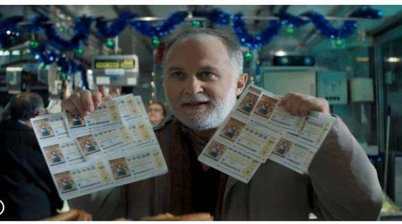 Anuncio de Loteria de Navidad 2018