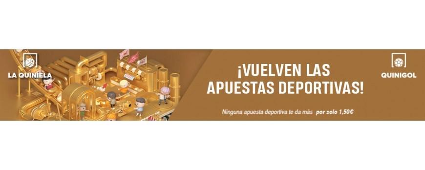 LA QUINIELA VERANO 2019/2020