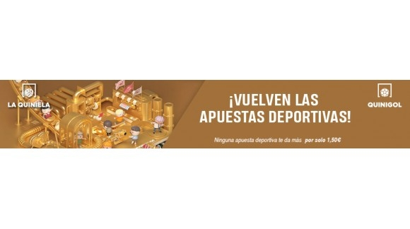 VUELVE LA QUINIELA 2019/2020